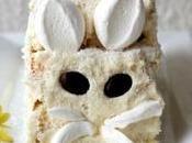 Torta coniglietto cocco