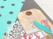[#Sizzix Shot] Notes personalizzato Boho Chic