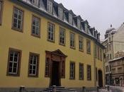 Germania: visitare casa Goethe Weimar