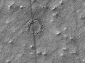 Pelle d'elefante cratere Marte?