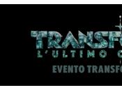 TRANSFORMERS L'ULTIMO CAVALIERE Michael Evento IMAX allo Skyline Multiplex Milano