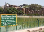 Alla scoperta Delhi Hauz Khas, `lago reale`