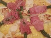 Torta salata Feta Ricotta Asparagi Prosciutto cotto