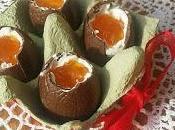 Ricette passato Pasqua quest'anno: Uova cioccolato ripieno mascarpone.....i...