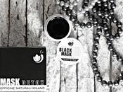 Black Mask Detox Biokosmos, peel anti punti neri made Italy