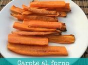 Ricetta carote forno