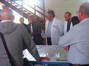 Betontest, cinquanta geologi visita laboratori fare punto lavori autostradali