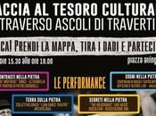 """""""L'ARTE NELLA PIETRA"""" caccia tesoro arte cultura Pasquetta Ascoli Piceno"""