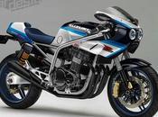 Cafè Racer Concepts Suzuki GSX-R 1100 Kardesign