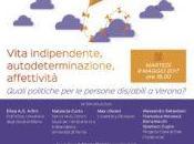 Conferenza Vita indipendente, autodeterminazione, affettività