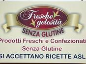 Fresche Golosità senza glutine Castelli Romani
