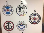 L'Ayr United nuovo stemma. simbolo scelto tifosi
