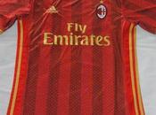 Milan, terza maglia 2017/2018 ricorda Cina?