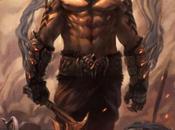 Armi medievali fantasy: elmo scudo.
