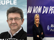 Contro Macron, possibile alleanza anticapitalista nelle urne Pen-Melenchon