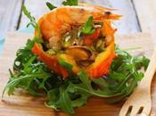 salad kiwano