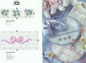 Raccolta schemi puntocroce neonato
