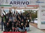 PAVIA. Circuito Duathlon Nazionale Fitri 2017 seconda volta Raschiani Triathlon Pavese Andrea Libanore.