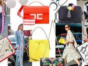Tendenza moda 2017 borse accessori glamour della primavera