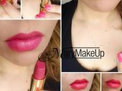 Lakshmi Biorganic Make-up: Lipstick swatches