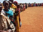 Sfollati Sudan nello Stato dell'Alto Nilo seguito combattimenti riferisce