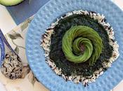 Riso indiano vasocottura salsa verde avocado