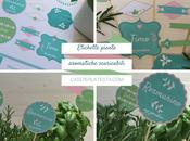 Etichette scaricabili piante aromatiche