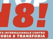 STOP HATE! maggio 2017: Marcia contro l'omobitransfobia Piacenza!