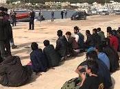 MARIA LEUCA (le). Guardia Costiera fermano motoryacht carico migranti irregolari