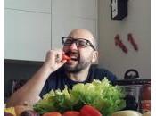 Polpette vegetariane: ricotta zucchine, ceci salsa tahina