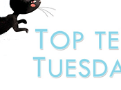 Tuesday: Book Series Cover Theme Freebie