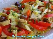 Insalata pollo verdure