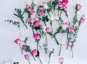 parete fiori