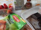 Frullato fragole senza zuccheri aggiunti