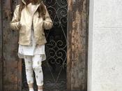 White&Gold moda bambino trendy, casual chic.