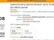 Amazon Fire scontati rispettivamente 44,90 euro