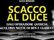 """scacco duce"" pier francesco pingitore"