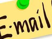 Come inviare tante email