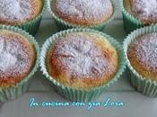 Muffin senza uovo cocco frutti bosco