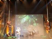 musical famiglie libro della giungla: viaggio Mowgli Milano MILANO Teatro Nazionale Chebanca!, maggio 2017.