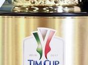 Coppa Italia Finale 2017, Juventus Lazio (diretta