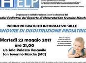 Incontro gratuito Manovre Disostruzione Pediatrica Severino Marche (Mc)