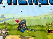 Heroes immenso MMORPG retrò provare Android!