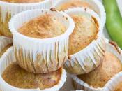 Muffin salati senza glutine alle fave fresche pecorino