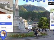 Gipsyway l'App funzione Gipsystreet realtà virtuale