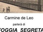 Cultura. Foggia segreta raccontata Carmine