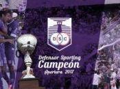 Storie sudamericane: Defensor Sporting, titolo sapore speciale