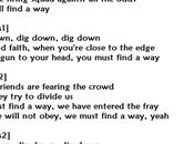 Down Muse, traduzione testo video singolo anticipa l'uscita nuovo album
