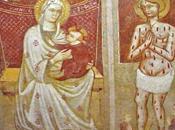 L'affresco della chiesetta Lazzaro Fidenza