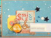 [#Cardmaking] Glossy Accents card maschile